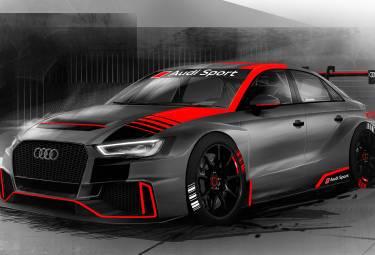 WTCR - Audi RS3 LMS
