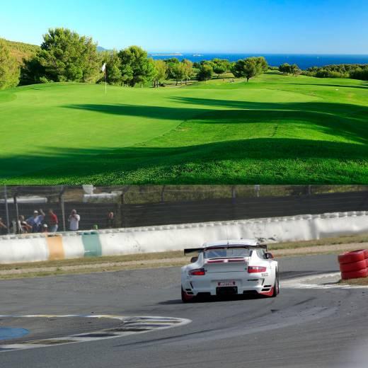 Golf et Pilotage avec JK Events