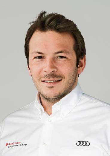 Jean-Karl Vernay fonce chez Audi