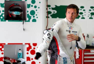 Jean-Karl Vernay Aragon Race 2020