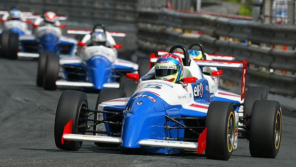 Jean-Karl Vernay - Formule Campus